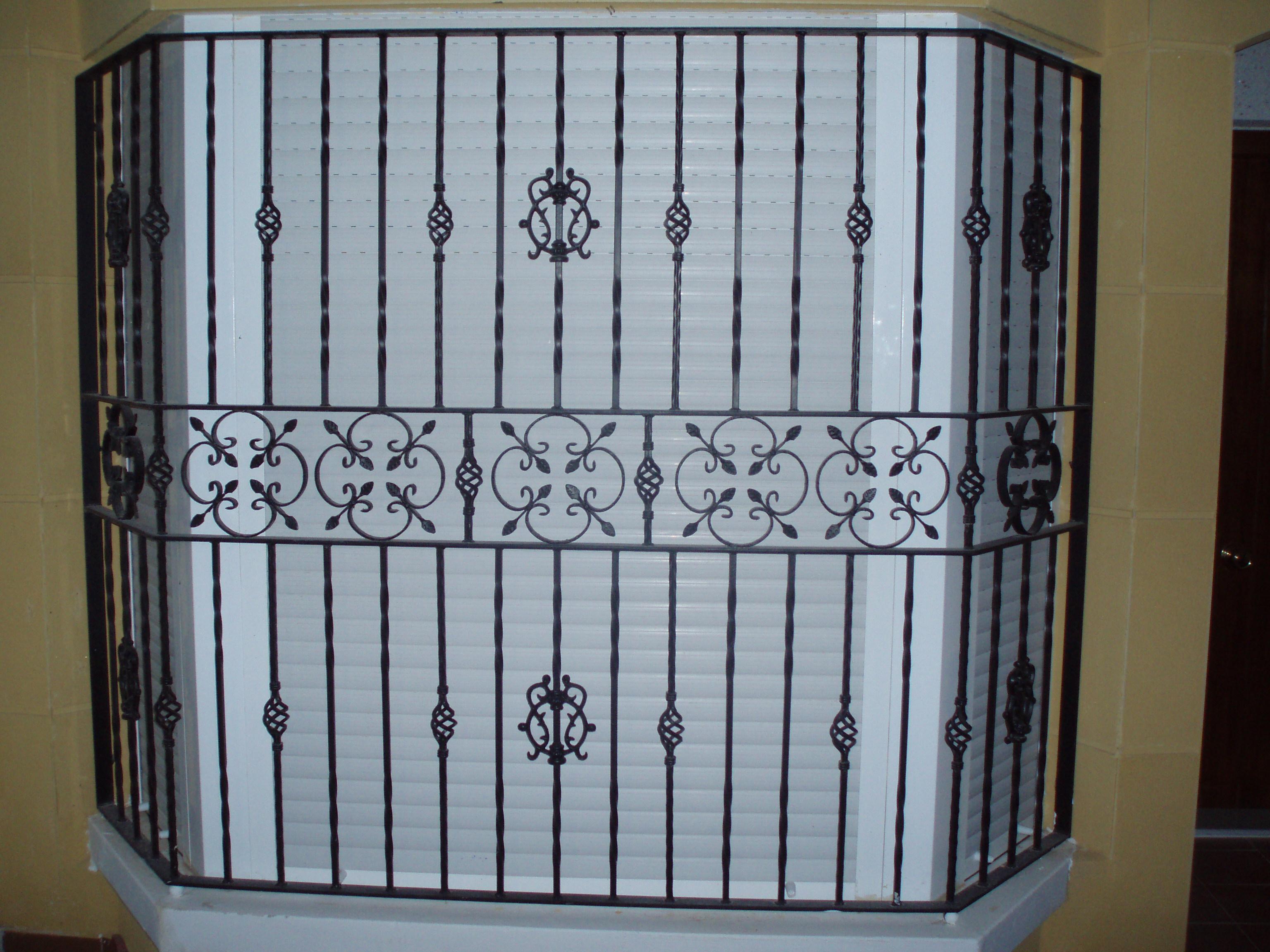 Rejas para ventanas para garantizar la seguridad de tu hogar